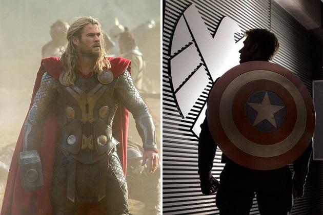 Thor-The-Dark-World-Captain-America-The-Winter-Soldier
