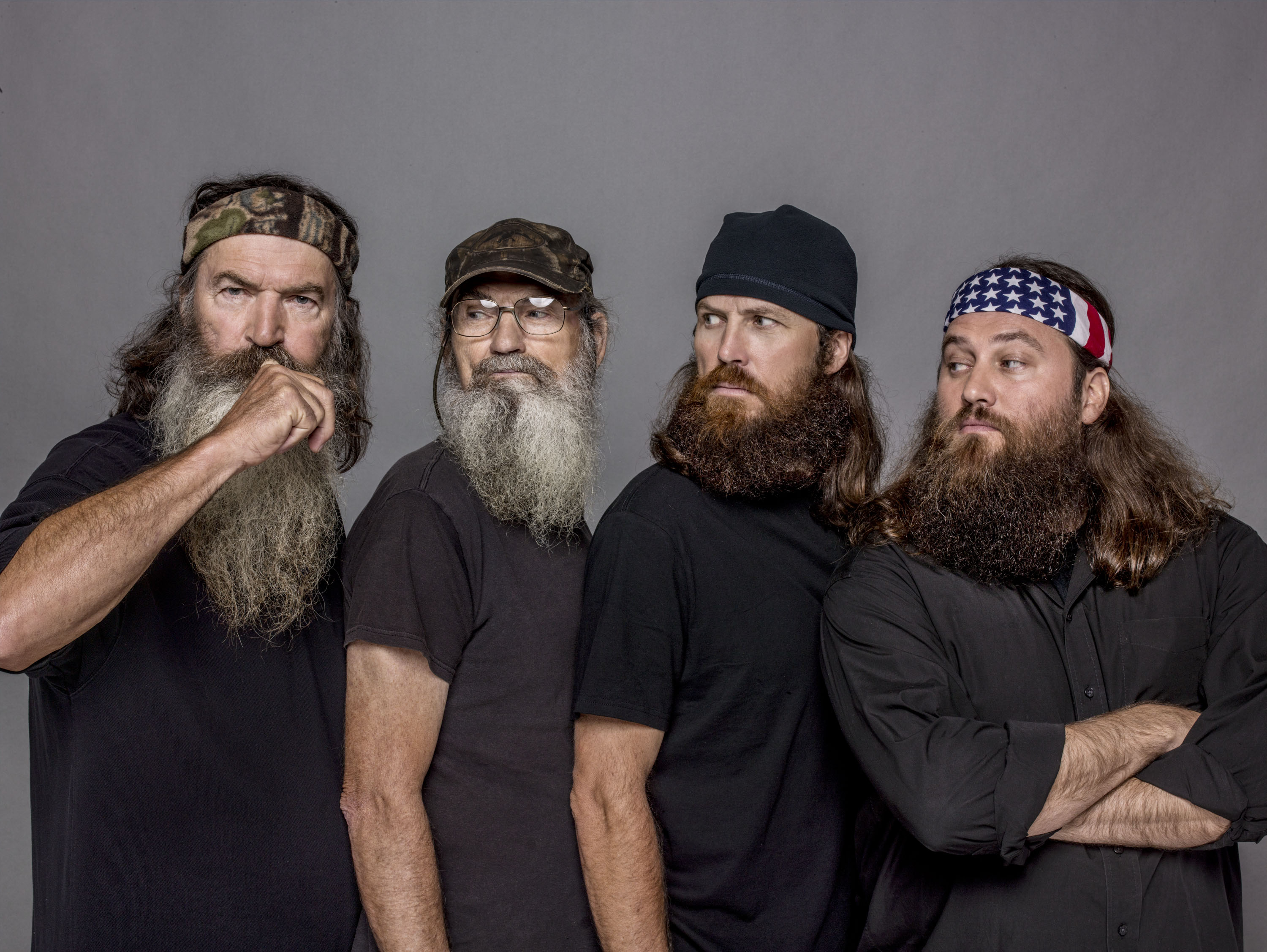 W Duck Dynasty Bust Out Your C...