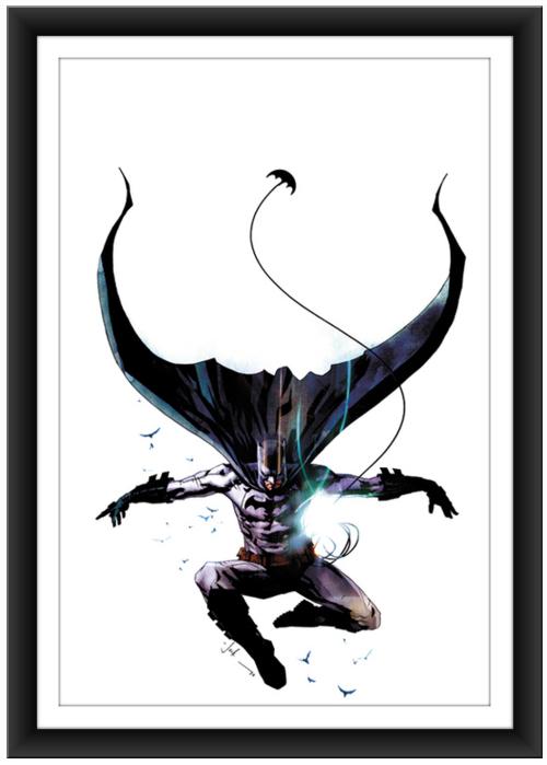 Jock Detective Comics Cover #873