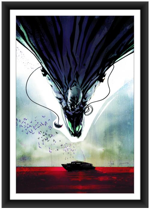 Jock Detective Comics Cover #878