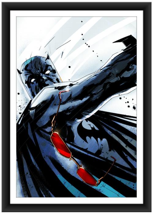Jock Detective Comics #881