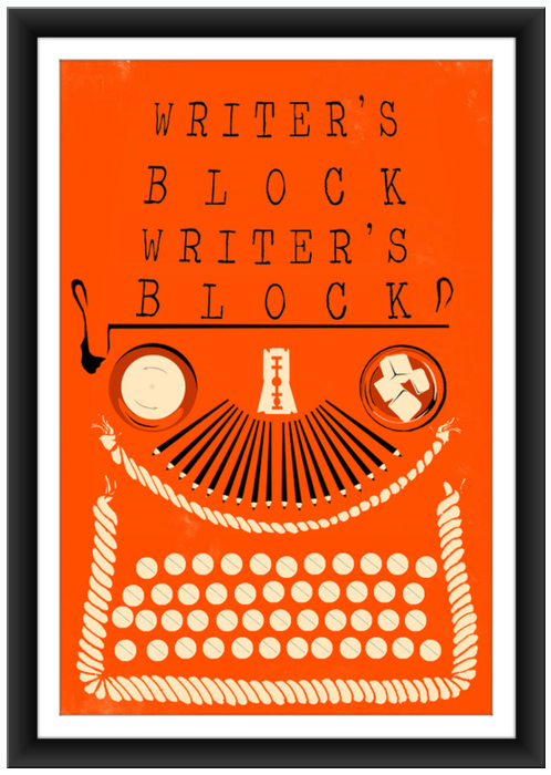 Sharm Murugiah Writers Block