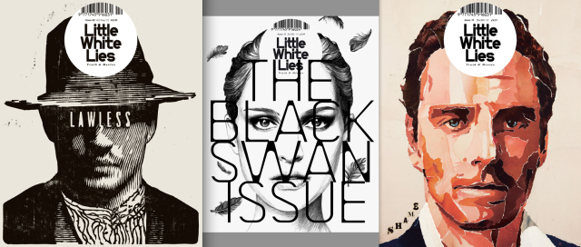 Paul Willoughby covers for Little White Lies