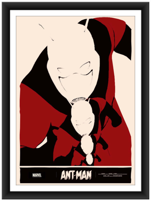 Ant Man by Sharm Murugiah