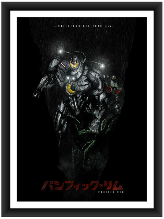 Pacific Rim by Luke Butland