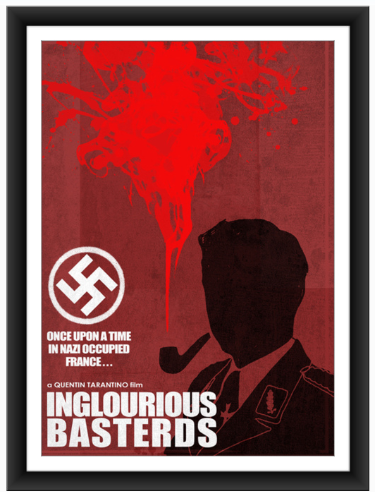 Inglorious Basterds by Ben Mcleod