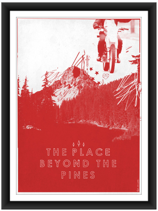 A Place Beyond The Pines by Ben Mcleod