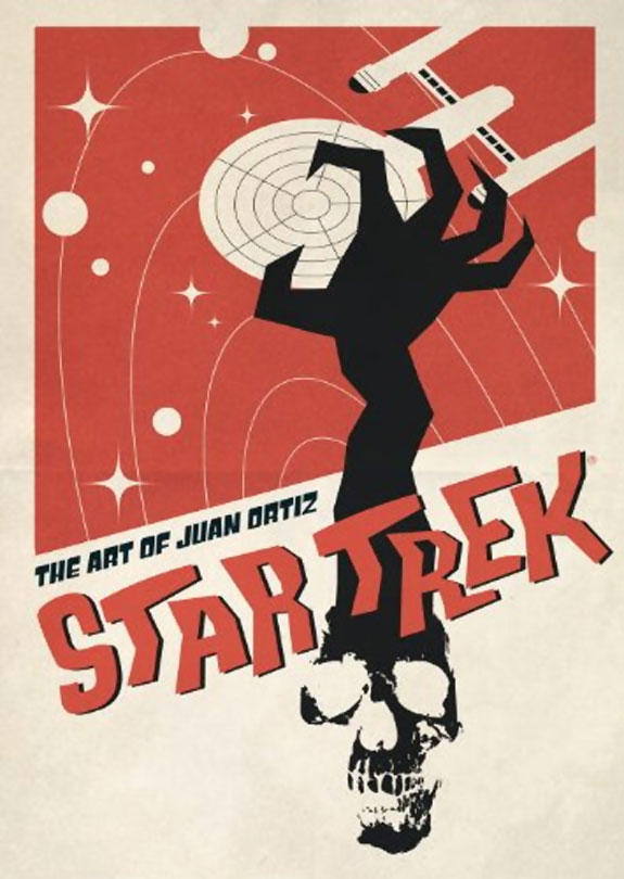 the art of juan ortiz star trek
