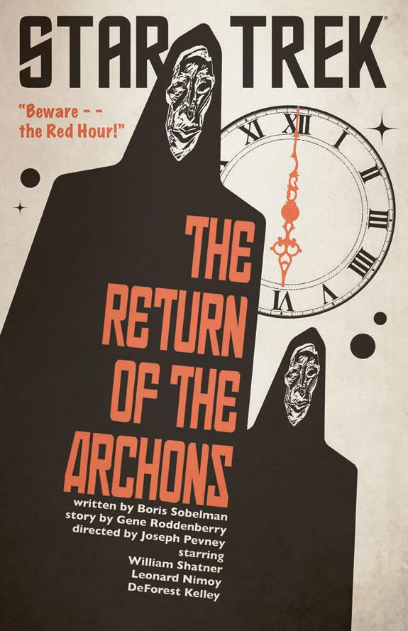The Return Of The Archons Juan Ortiz Star Trek
