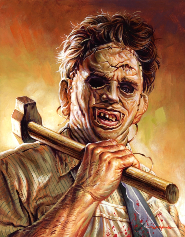 Leatherface jason edmiston