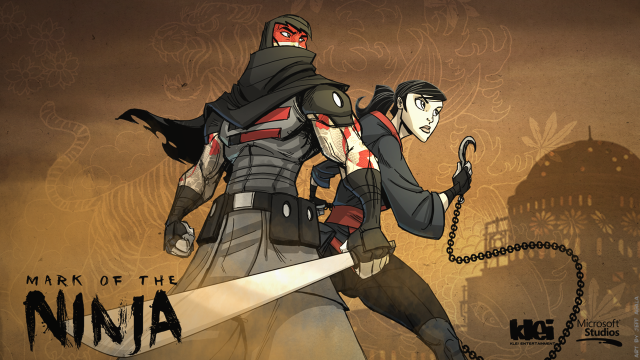 Mark of the ninja cover