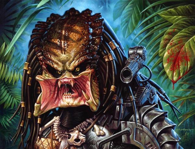 Predator jason edmiston