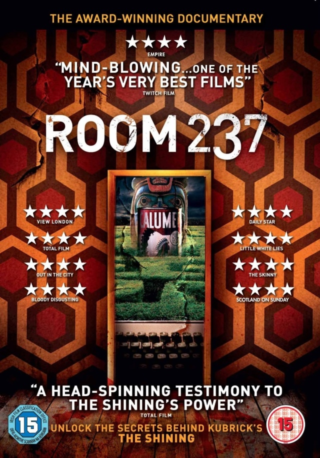 -room 237 dvd cover
