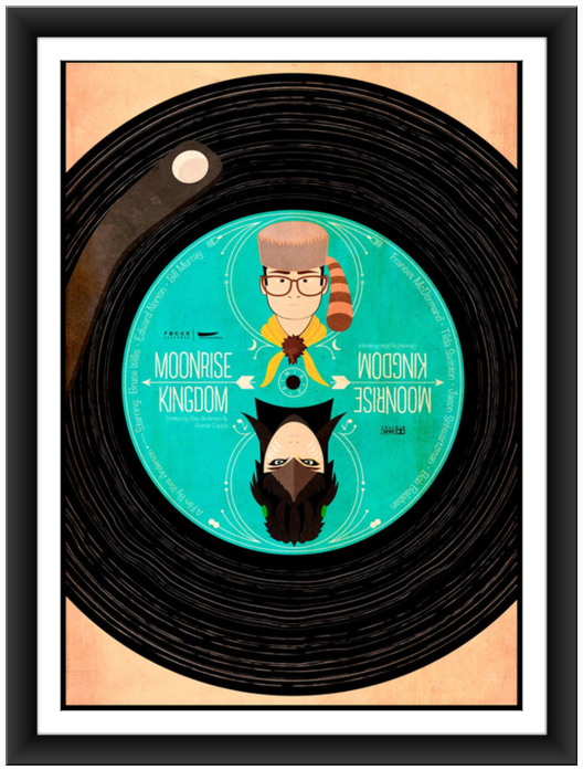 Moonrise Kingdom by Ben Whitesell