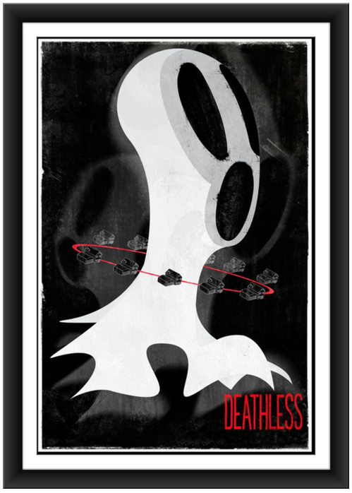 EXCLUSIVE: Deathless by Ben Whitesell