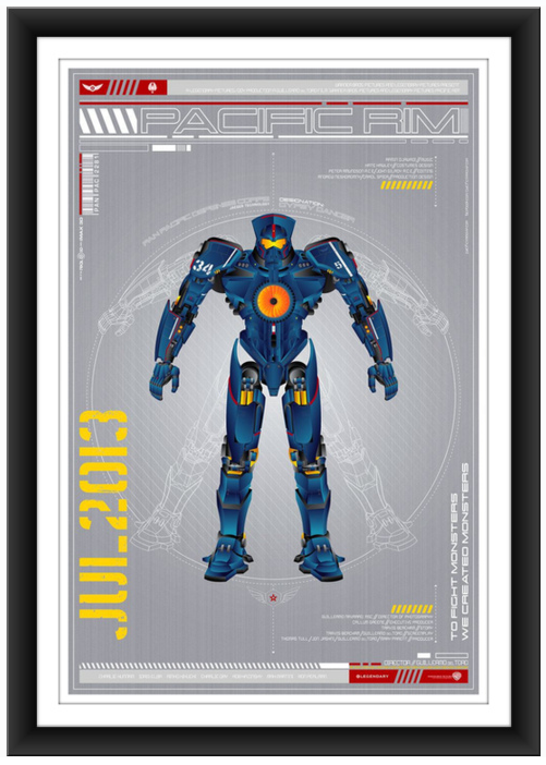 Pacific Rim by Ben Whitesell