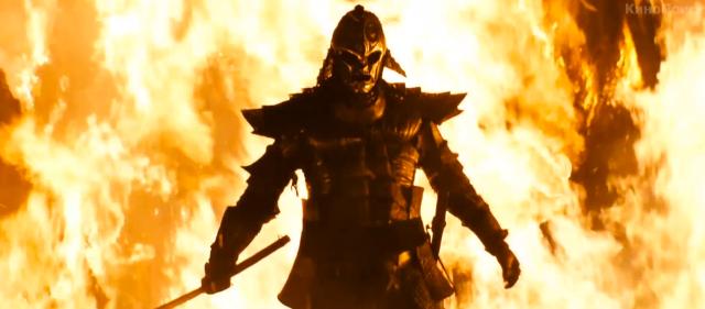47 Ronin Warrior