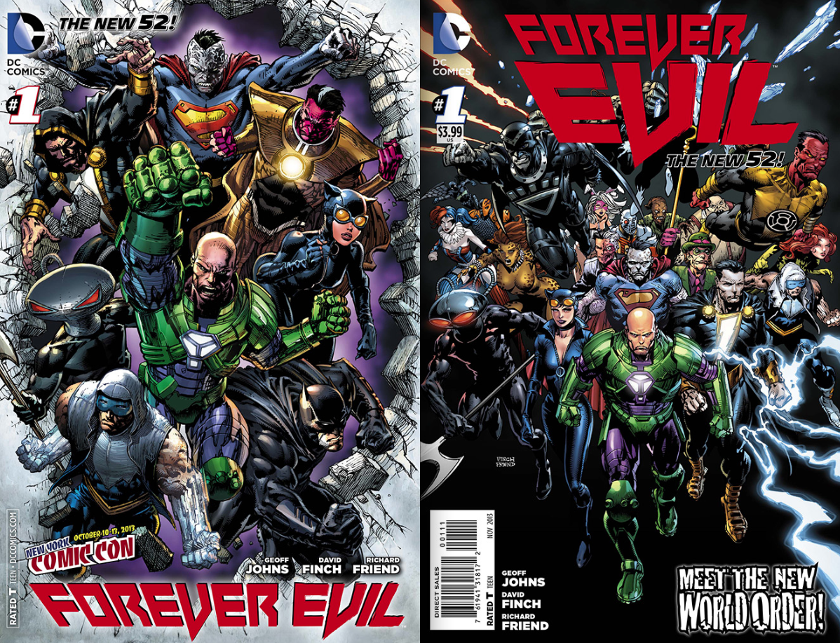 Villains Month From DC Comics Is Pure Evil With The Introduction Of