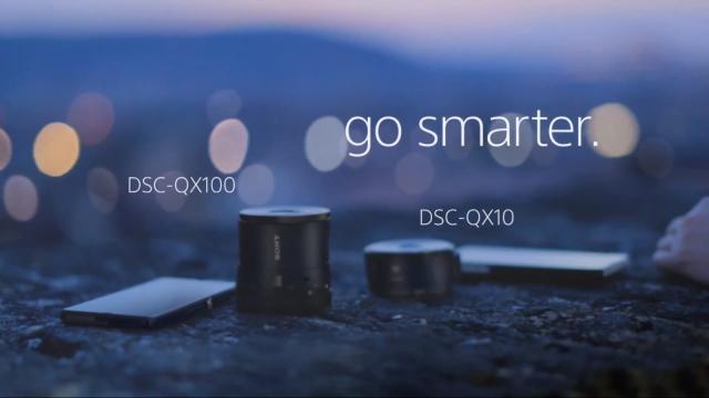 Sony-smart-lens