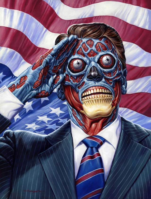 They Live Jason edmiston