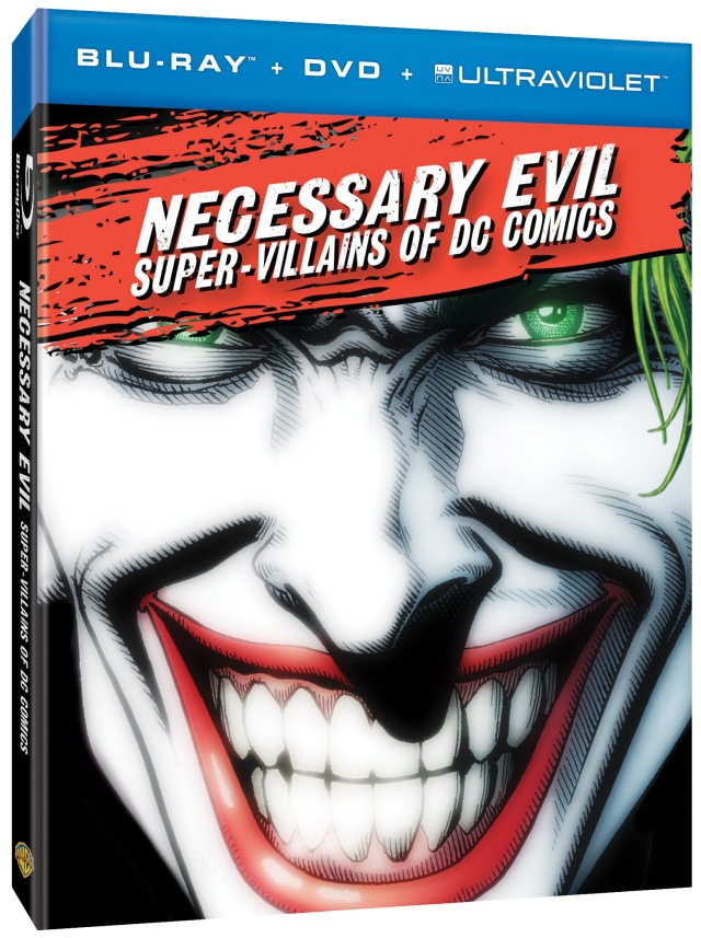 -Necessary Evil-SuperVillains of DC Comics