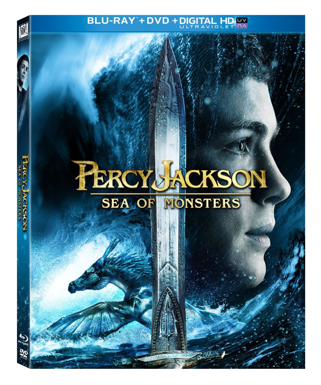 the sea of monsters Description: in order to restore their dying safe haven, the son of poseidon and his friends embark on a quest to the sea of monsters to find the mythical golden fleece while trying to stop an ancient evil from rising.