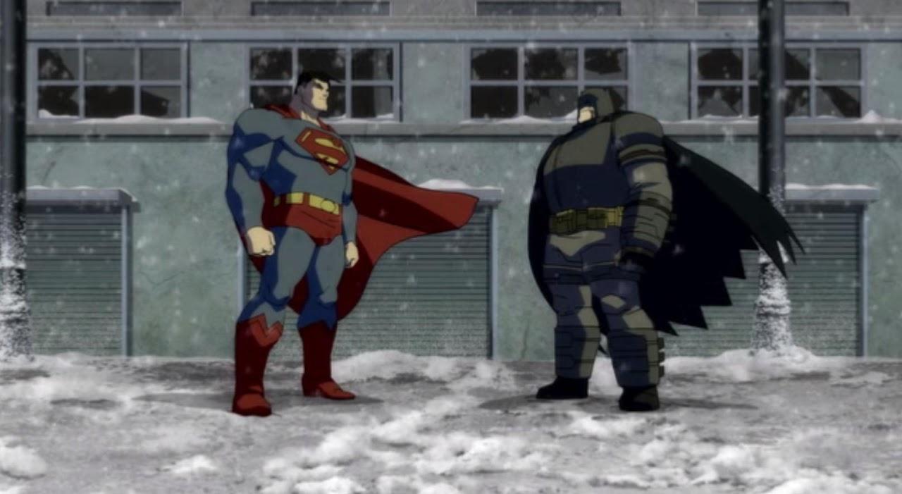 "Warner Bros. Releases ""Batman: The Dark Knight Returns ..."
