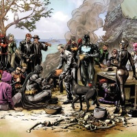 "DC Says ""Happy Thanksgiving"" From Batman And Jason Fabok Now Let The Speculating BEGIN!"