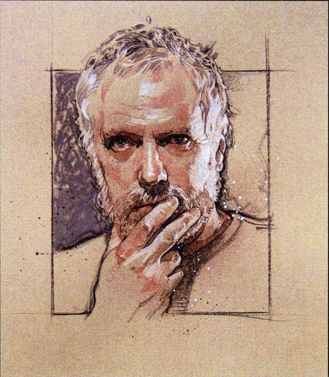 _Drew-Struzan-Self-Portrait-Art