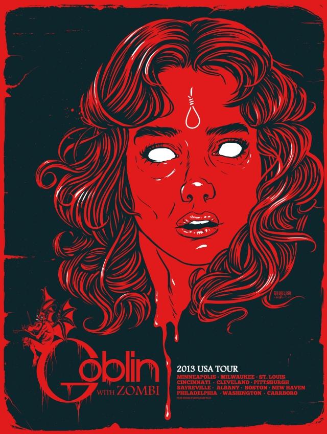 _Goblin-gary-pullin-official-tour-poster