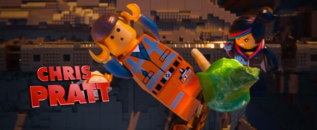Lego Movie Chris Pratt
