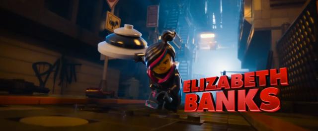 Lego Movie Elizabeth Banks