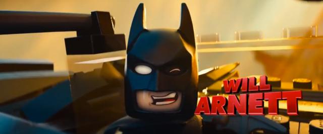 Lego Movie Will Arnett