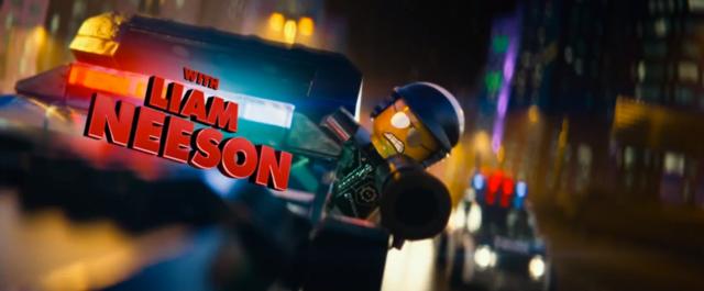 Lego Movie Liam Neeson