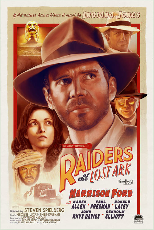 Raider of the Lost Ark - Andy Fairhurst