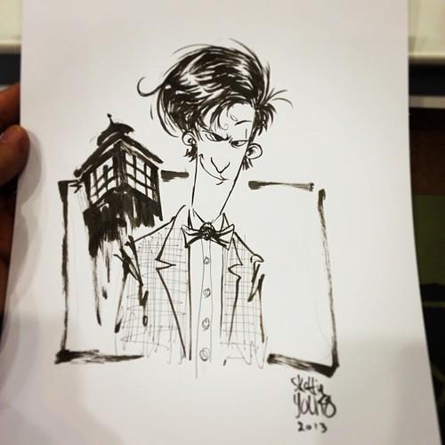 _Skottie-Young-Doctor-who