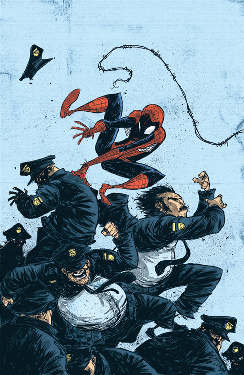 skottie-young-spiderman