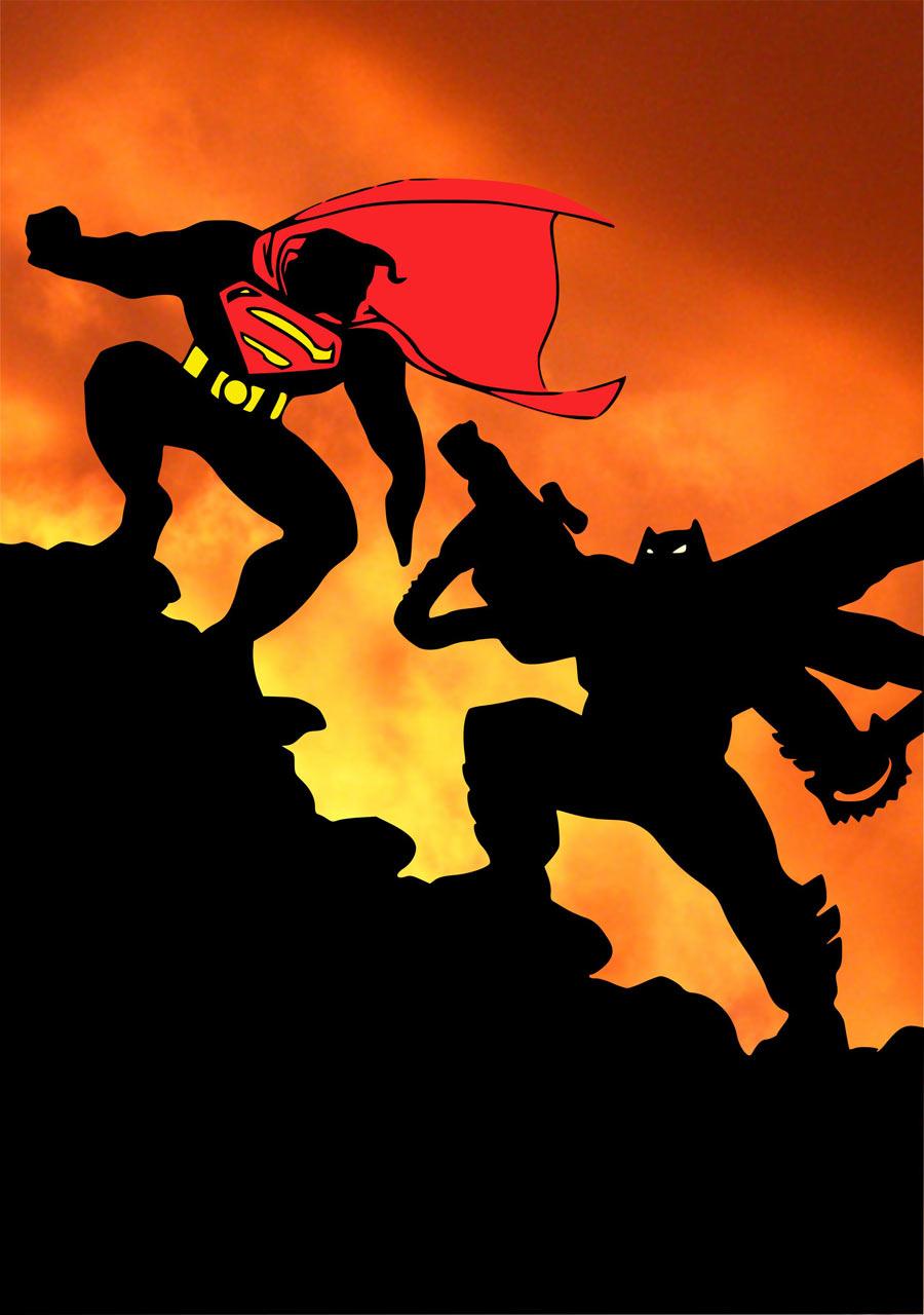 Batman: The Dark Knight Returns Tribute