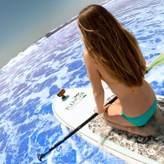 EcoroxWaterproofSpeaker-Paddleboard