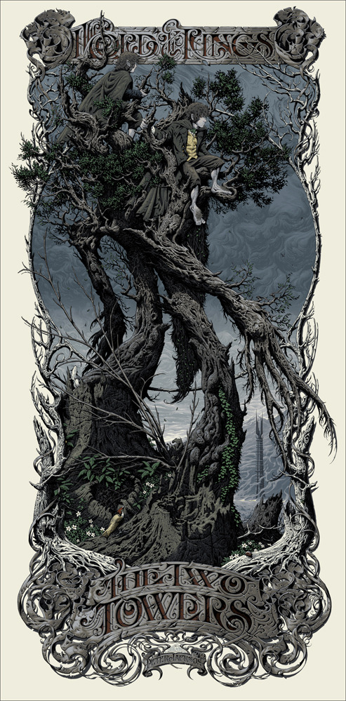 mondo-aaron-horkey-the-two-towers