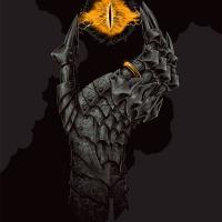 "Phantom City Creative's Latest Print For Mondo, ""Hand Of Sauron"" Is Gripping!"
