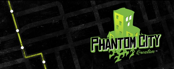Phantom City Creative Logo