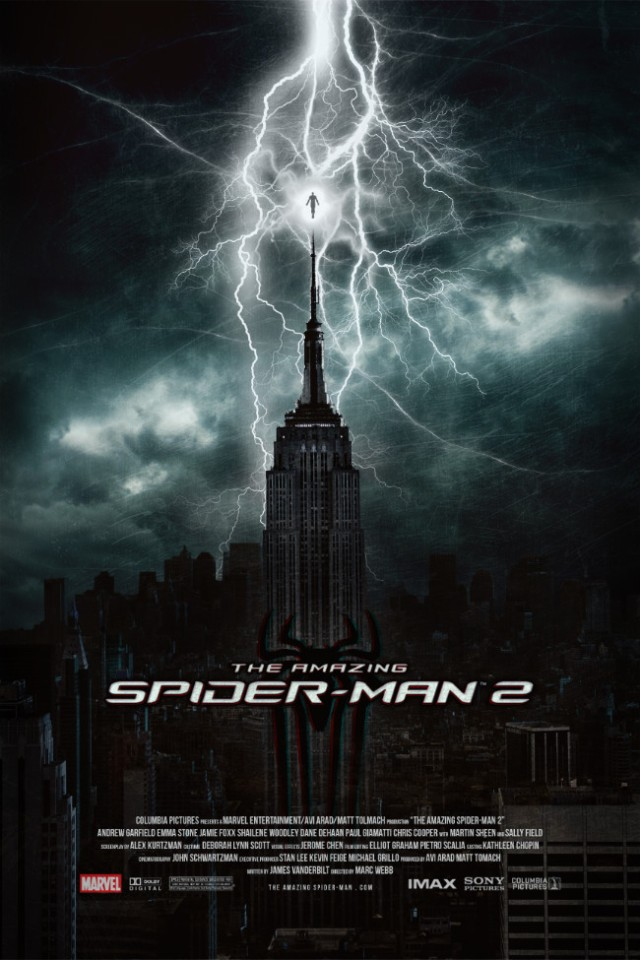 the_amazing_spider_man_2_fan_poster