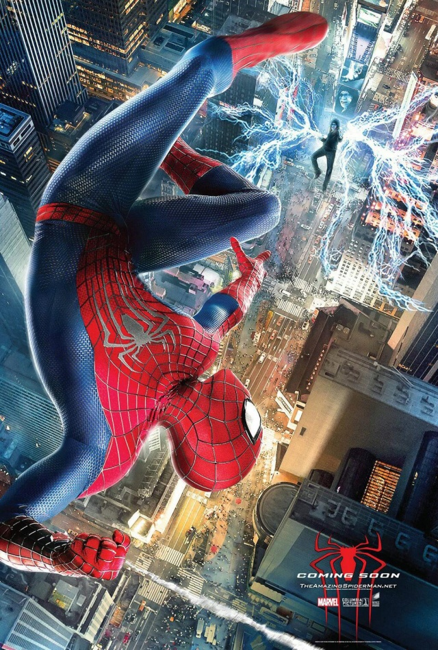 All -New The Amazing Spider-man 2 Int poster