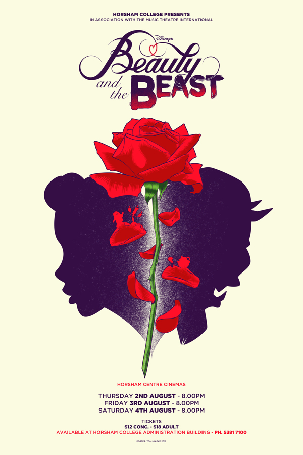 Beauty and the beast- Tom Miatke