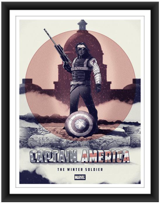Chris Skinner Captain America