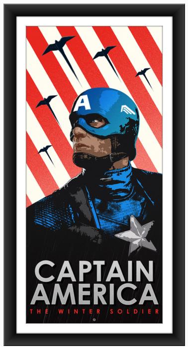 Captain America Doaly 1