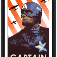 "EXCLUSIVE! The Poster Posse Sets Its Sights On Marvel's ""Captain America: The Winter Soldier"" - Phase One"