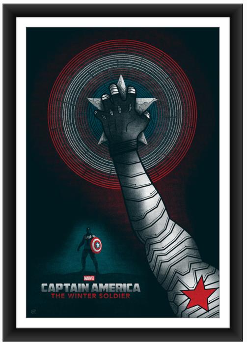 Captain America Harlan Elam