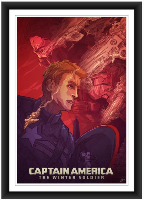 Captain America John Hughes